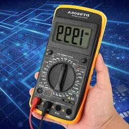 Multimeter Protective Cover Test Probe Measurement Ammeter R