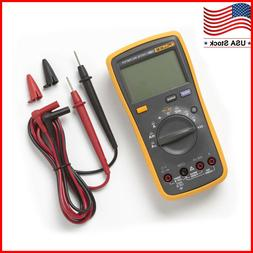 FLUKE 15B+ F15B+ Digital Multimeter Meter DMM 4000 Counts Au