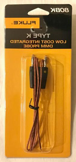 New: Fluke 80BK Type K Low Cost Multimeter Thermocouple Temp