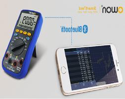 OWON B41T+ Bluetooth TRMS digital Multimeter IOS + Android D