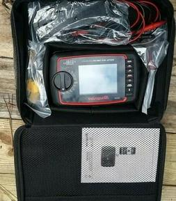 Snap -on EEDM596F Advanced Digital Multimeter with Color LC