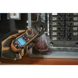 Southwire Digital 600-Volt AC Clamp Meter Test with Built-in