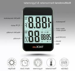 TACKLIFE Humidity Monitor Test Measure & Inspect Model HM02