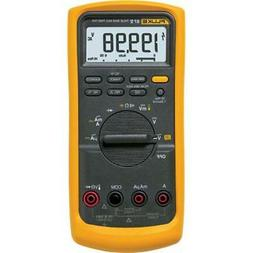 Fluke TrueRMS Industrial Digital Multimeter