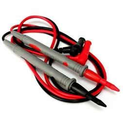 Ultra Fine Universal Probe Test Leads Cable Multi Meter 1000