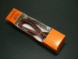 Unused Simpson 08375 Test Leads for Multimeters with Pin Jac